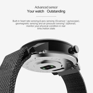 Image 5 - Lenovo Watch Sapphire Mirror OLED Screen Smart Watch Watch X Heart Rate Blood Pressure Test Smartwatch 8TAM Waterproof