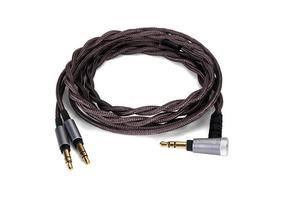 Image 1 - 3.5mm mise à niveau OCC câble Audio pour Beyerdynamic amiron accueil Aventho câblé T5P II T1 MK2 T1 II casque