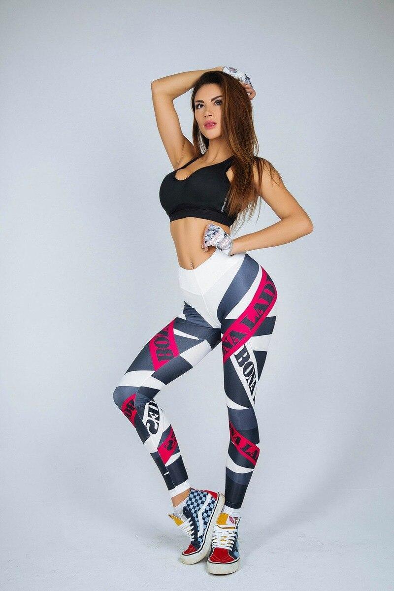 Fashion Yoga Leggings 4