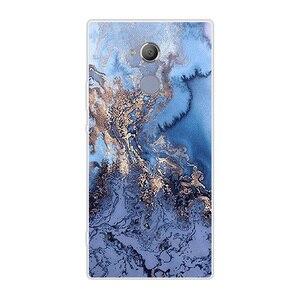 Ультратонкий чехол для Sony Xperia XZ Premium XZ3 XZ2 H8266 H8216 прозрачный мягкий силиконовый чехол для телефона Xperia 10 XA2 Ultra