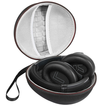 Newest Headphone Bags Portable Hard Carrying Bag Storage Case Cover for Anker Soundcore Life Q20 Wireless Bluetooth Headphones image