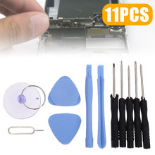 11pcs/set Opening Repair Pry Screwdrivers Tools Kits Set for iPhone Samsung Smart phone hand tools set(China)