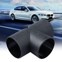 75 мм, устанавливаемое на вентиляционное отверстие в салоне автомобиля воздуховоды т часть коленчатая труба выпускной разъем для Webasto Eberspaecher воздуха для дизель стояночный отопитель