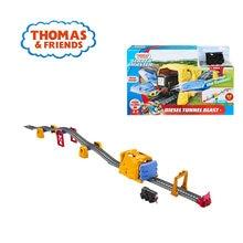 Поезд thomas and friends дизельный туннель sprint набор из сплава