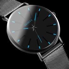Женские кварцевые часы geneva простые романтичные наручные из