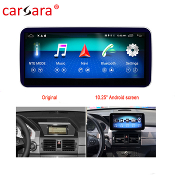 Merce des GLK X204 300 350 Navigation Android In Car Multimedia Player Comand Screen image