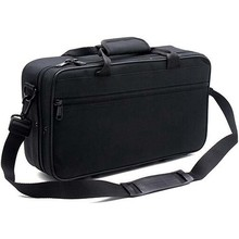HK.LADE 600D Oxford Cloth Water-Resistant Foam Cotton Padded Clarinet Case, Clarinet Gig Bag