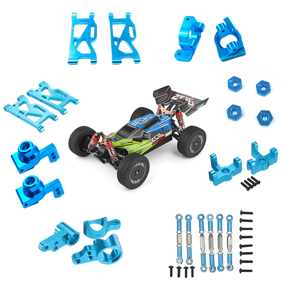 144001 RC Car Spare Parts Front and Rear Swing Arm Shaft Kit for WLtoys
