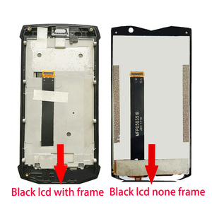 Image 2 - AICSRAD עבור Blackview BV8000 LCD תצוגה + מסך מגע עצרת החלפת BV 8000 + כלים