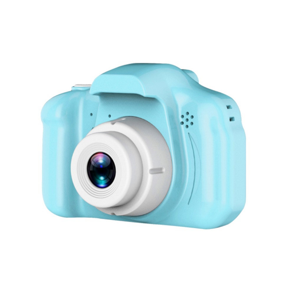 H7d686062c714477498593d4595b8f112i Rechargeable Kids Mini Digital Camera 2.0 Inch HD Screen 1080P Video Recorder Camcorder Language Switching Timed Shooting #S