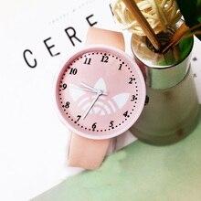 Fashion Simple Children Watches Sport Brand Silicone Quartz Wrist Watch