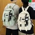 Рюкзак для инструментов для мужчин и женщин, вместительные школьные рюкзаки 2020 для подростков, школьные ранцы в стиле Харадзюку, модные кор...