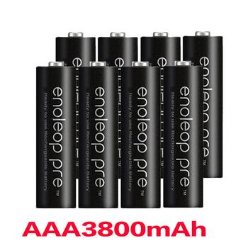 4 szt Bateria pierwsza bateria Pro AAA 3800 MAH 1 2 V NI-MH aparat zabawka nagrzany akumulator tanie i dobre opinie Okoman aaa3800 Li-ion 3500 mAh Baterie Tylko Pakiet 1