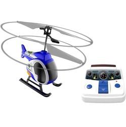 Silverlit Mini elektryczny pilot bardzo mały śmigłowiec samolot odporny na rozbicie ładowanie klucz powrót chłopiec dzieci w Samochody RC od Zabawki i hobby na