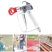 High Quality Airless Paint Sprayers Spray Tip High Pressure Reversible Swivel