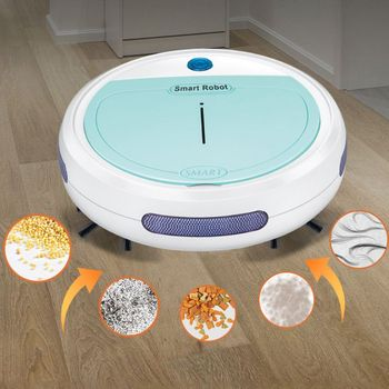 Lazy Multifunctional Robot Vacuum Cleaner Consumer Electronics