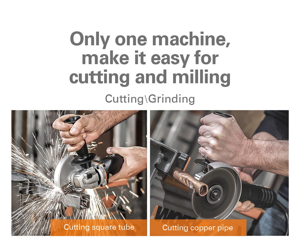 WORX Cutting and milling
