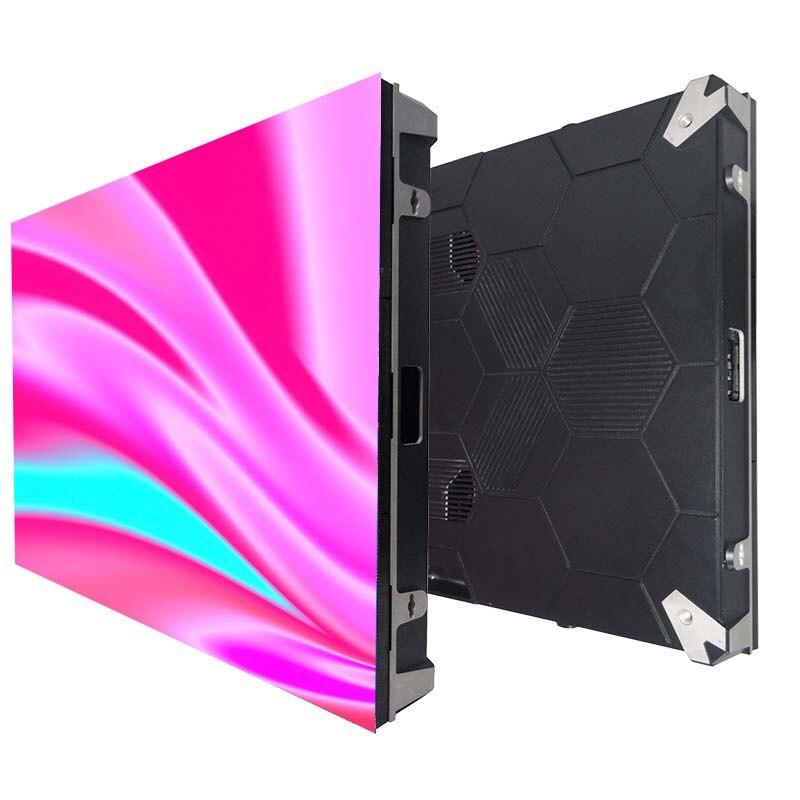 Pantalla led a todo color p2.5, instalación fija, panel led de visualización de vídeo con frecuencia de actualización 4K
