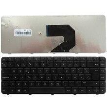 New SP teclado do portátil Para HP Pavilion G4 G43 G4-1000 G6 G6S G6T G6X G6-1000 CQ43 CQ43-100 CQ57 G57 430 630 Preto Espanhol