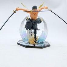 Anime Een Stuk 13Cm Roronoa Zoro SA-MAXIMUM Ver. Pvc Action Figure Een Stuk Collection Model Cadeau Voor Kinderen Speelgoed