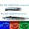 LED Strip Light RGB 5050 SMD 2835 Flexible Ribbon fita led light strip RGB 5M 10M 15M Tape Diode DC 12V  Remote Control  Adapter promo