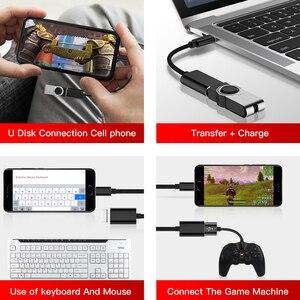 Image 5 - محول كابل نوع C USB 3.0 وتغ كابل USB C الذكور إلى USB3.0 الإناث المعادن تحويل نوع C البيانات مزامنة وتغ ل Xiaomi سامسون مي 8