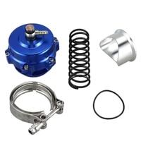 Automotive Geändert Turbo Druck Relief Ventil Abgas Ventil 50mm BOV Turbo Bluten Ventil