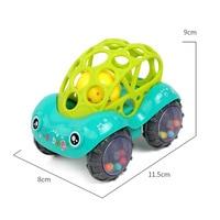 Bearoom Baby Rammelaars Mobiles Fuuny Baby Speelgoed Intelligentie Grijpen Tandvlees Zachte Bijtring Plastic Hand Bell hamer Educatief Gift 5