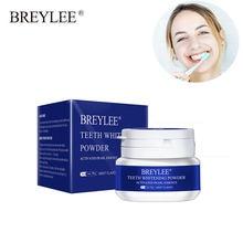 Breylee зубы отбеливающий порошок для удаления зубного налета
