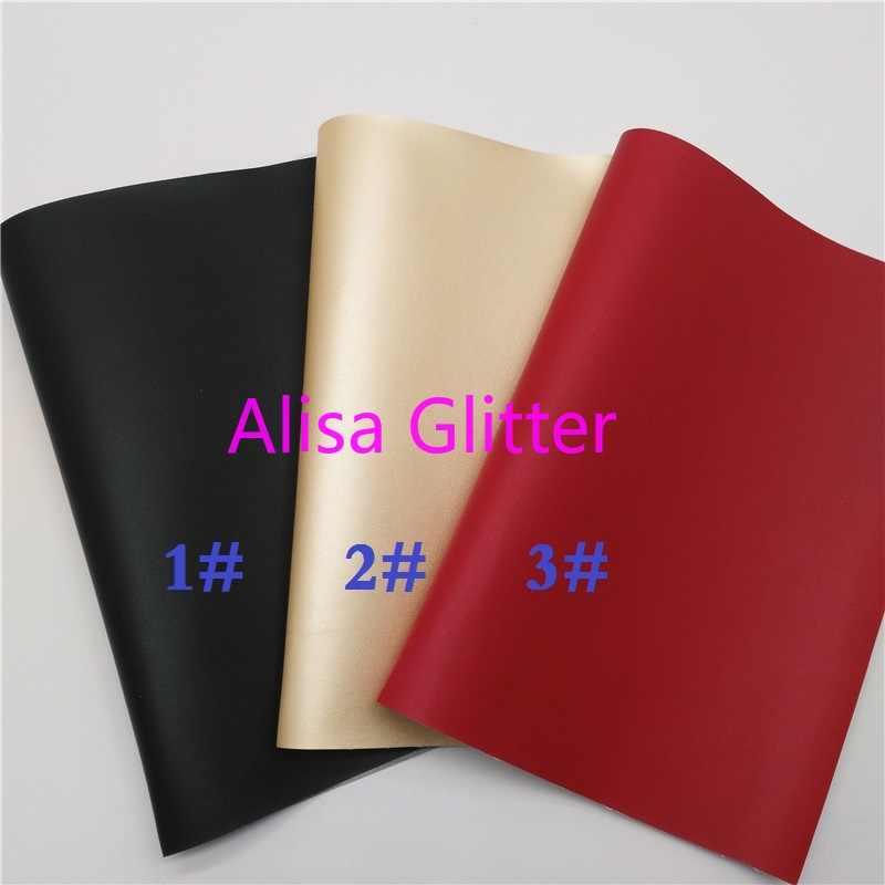 1 tela lisa do falso do brilho de alisa do tamanho 21x29cm a4 dos pces, tela de couro sintética, plutônio de couro sintético para a curva diy j23a