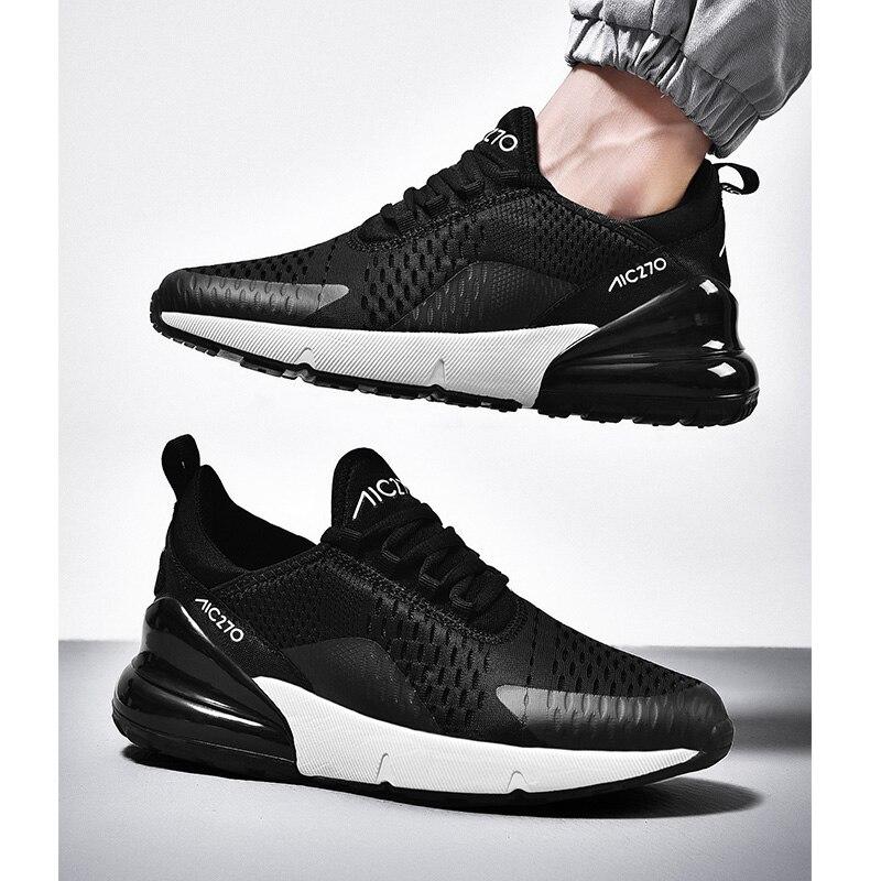 H7d6c6c691a2a499191d5c70daaf610a8g Fashion Men Casual Shoes 2019 brand sneakers men Lightweight Lace-up Walking Sneakers trainer Male Footwear plus size 39-47