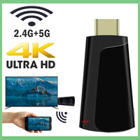 TV Stick 4K Wireless WiFi Dongle anycast for fire for netflix for android for airplay plus for google chromecast for hdmi