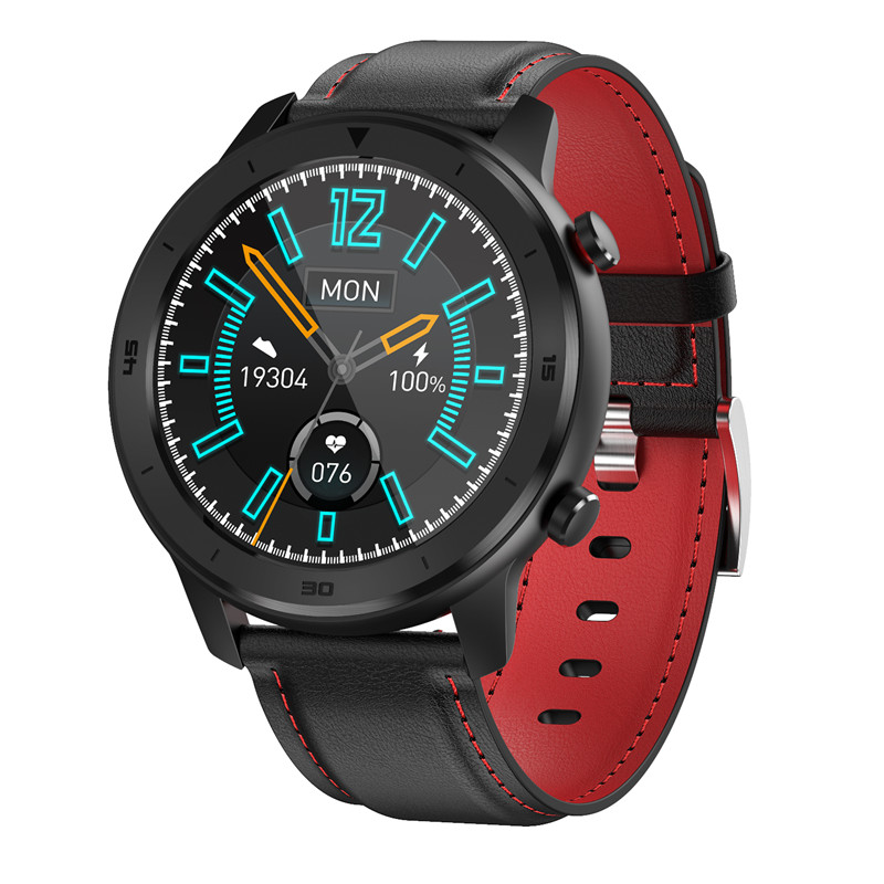 2020 new <font><b>Watch</b></font> Men DT78 Heart Rate Monitor Blood Pressure Oxygen Full Round Touch Screen For <font><b>Huawei</b></font> <font><b>Watch</b></font> <font><b>GT</b></font> <font><b>2</b></font> Smartwatch IP68 image