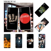Nbdruicai Shoreline Mafia Ohgeesyr Tpu Zachte Siliconen Phone Case Cover Voor Iphone 11 Pro Xs Max 8 7 6 6S Plus X 5S Se Xr Cover(China)