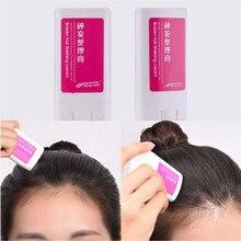 Абсолютно практичный женский крем для маленьких сломанных волос, портативный освежающий стильный крем для волос