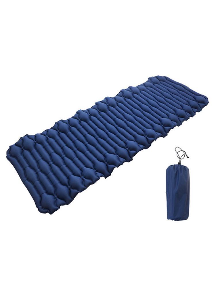 almofada de dormir acampamento ultraleve inflavel dormir esteira colchao ar para acampamento mochila caminhadas outing montanhismo