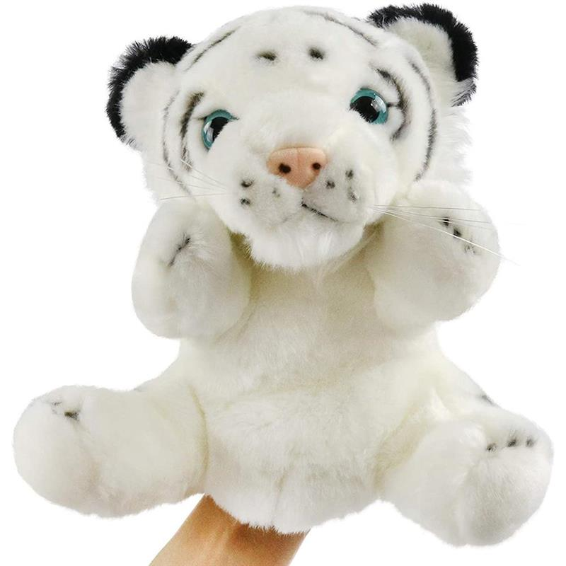 Toy for sleep Safari Stuffed Animal Plush Tiger Toys for Storytelling Imaginative Play and Role-Play