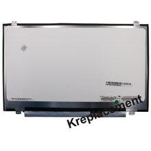 00UP061 00HT943 LED LCD Screen Display Panel Substituição 1366x768 HD Para Lenovo Thinkpad T460-NÃO-Toque
