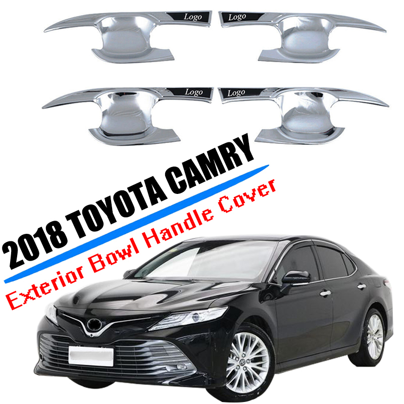 Outer Outside Exterior Door Handle Front 4 Piece Set Kit for 92-96 Toyota Camry