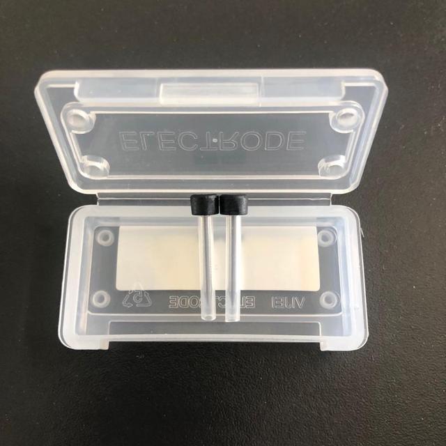 Free shipping VIJEI Electrodes for FUJIKURA ELCT2 20A FSM 50S FSM 60S FSM 80S FSM 70S 62S 60R 70S+ 19S Fusion Splicer Electrodes