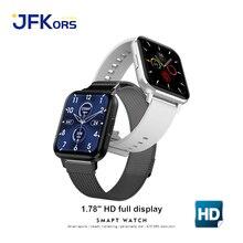 Dtx Smartwatch 1.78Inch Ecg Hartslag 420*485 Sleep Monitor Bloeddruk Smart Watch Es Pk W26 W34 Smart Watch mannen