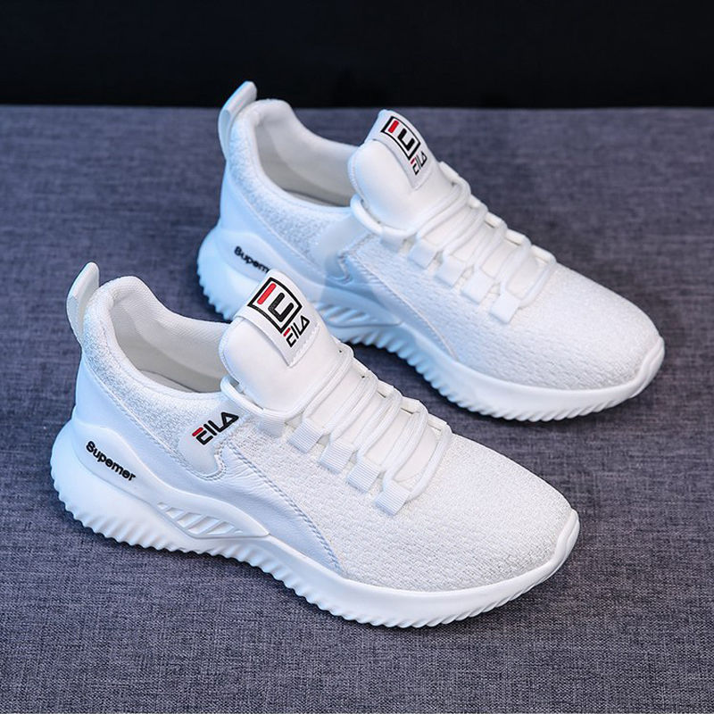 Women's Shoes Casual Shoes Light Sneakers Breathable Sports Shoes Sneakers Running Sport Shoes Women Fashion 2020 New