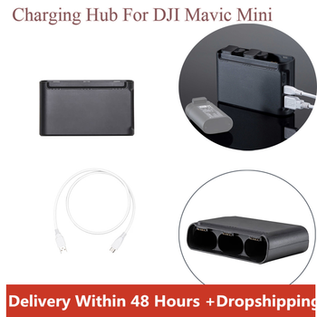 Charging Hub Intelligent Flight Batteries Drone Accessories For Dji Mavic Mini Support The Qc Fast Charge Protoco Dropshipping