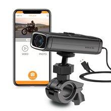 Sameuo – caméra vidéo Q1 pour moto, enregistreur vidéo 1440P 2k, caméra de vélo, wifi, DVR, dashcam, Vision nocturne