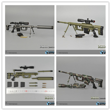 Model-Toys Weapon Sniper 1:6-Scale Action-Figure Plastic Intervention Cheytac No M-200