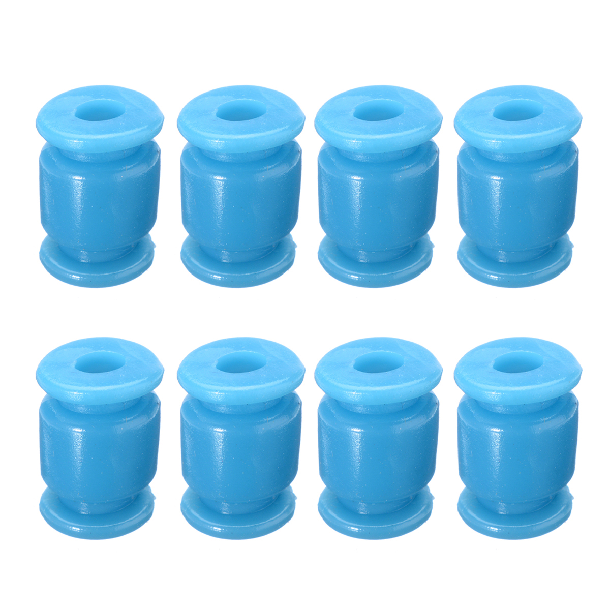 8pcs Anti-vibration Rubber Shock Absorber Ball Suspension Ball Shock Damping Ball For Flight Controller