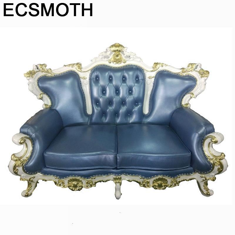 Moderna Meuble Maison Meble Puff Para Copridivano Recliner Armut Koltuk European Mueble De Sala Set Living Room Furniture Sofa