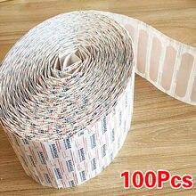 50/100 pces band-aids impermeável respirável coxim adesivo emplastro ferida hemostasia adesivo faixa de primeiros socorros bandagem médica gaze