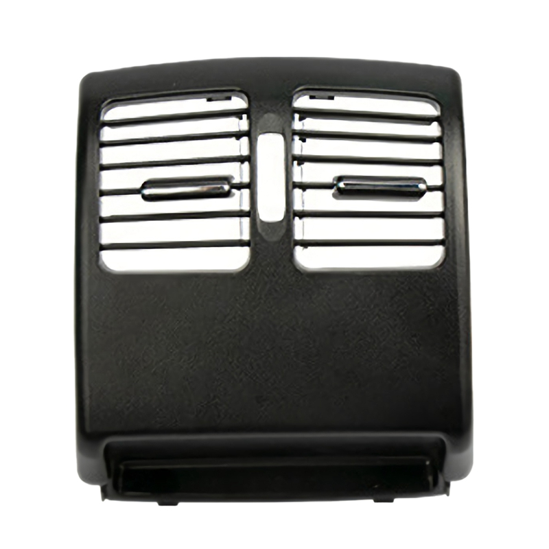 Car Rear Center Console A/C Air Vent Outlet <font><b>Grille</b></font> Cover for Mercedes <font><b>Benz</b></font> C Class <font><b>W204</b></font> Auto Accessories image