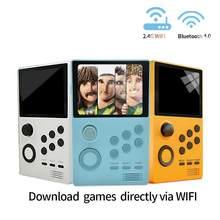 EastVita A19 Android для Supretro портативная игровая консоль IPS экран Встроенный 3000 игр 30 3D игр Wi-Fi r30